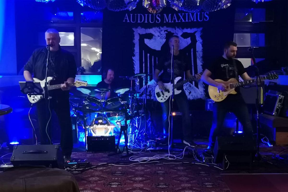 Audius Maximus 2019 line-up